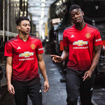 Manchester United 2018-19 season home jersey