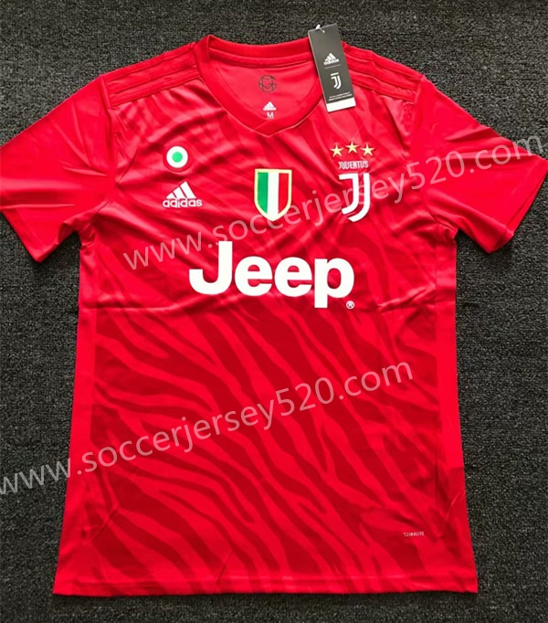 huge selection of b59db 456ef 2019-2020 Juventus FC Away Red Thailand Soccer Jersey AAA ...