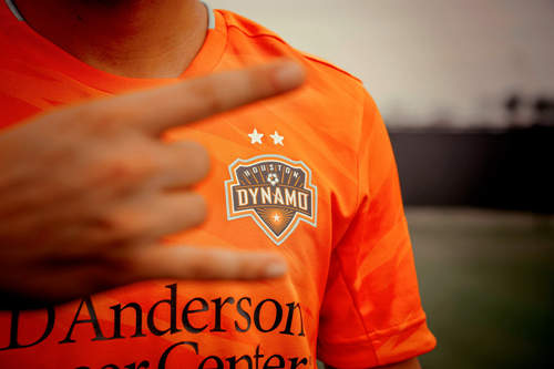 Houston Dynamo released the home jersey for the 2019 season