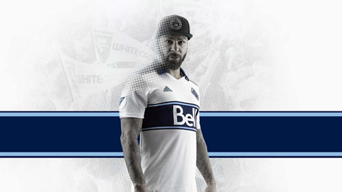 Vancouver White Wave released the home jersey for the 2019 season