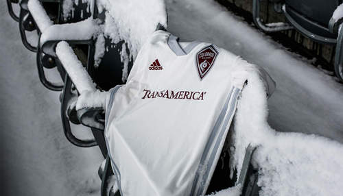 Adidas released the Colorado Rapids 2019 season away jersey