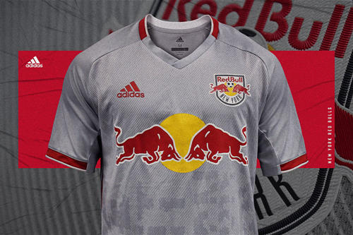 Adidas released the New York Red Bull 2019 season home jersey