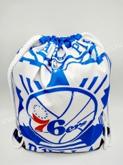 Philadelphia 76ers Basketball Draw Pocket
