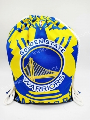 Golden State Warriors Basketball Draw Pocket