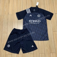 2020-2021 New York City Black Soccer Uniform