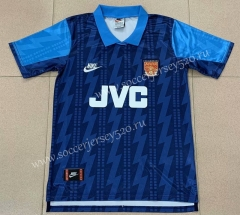 Retro Version 1994 Arsenal Away Blue Thailand Soccer Jersey AAA-709