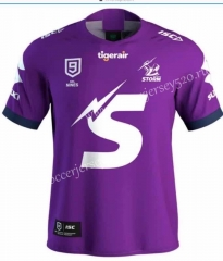 2020 Melbourne NINES Purple Rugby Shirt