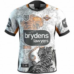 2020-2021 Wests Tigers NINES Rugby Shirt