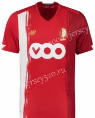 Retro Version Standard Liège Red Thailand Soccer Jersey AAA-HR