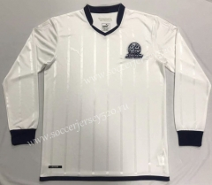 75th Commemorative Edition Monterrey White LS Thailand Soccer Jersey AAA-908