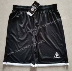 Retro Version 1986 Argentina Black Thailand Soccer Shorts