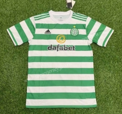 2021-2022 Celtic Home White&Green Thailand Soccer Jersey AAA-407