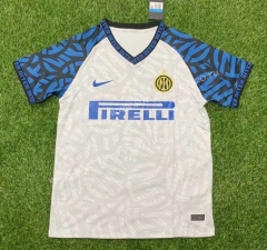 2021-2022 Concept Version Inter Milan Away Light Gray Thailand Soccer Jersey AAA-407