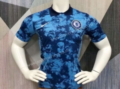 2021-2022 Chelsea Royal Blue Thailand Polo Shirt-403