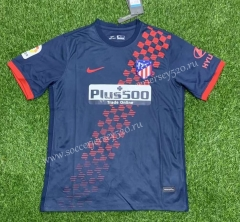 2021-2022 Atletico Madrid Royal BlueT hailand Training Soccer Jersey-407